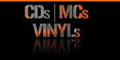 CDs,MCs & Vinyls